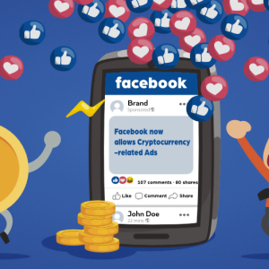 Facebook Will Lift The Pre-Approval Condition On Cryptocurrency, From June 5