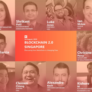 Clavent is coming up with Blockchain 2.0 in Singapore on 1st August, 2019