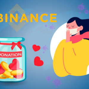 Binance Charity Make Significant Donations for Coronavirus Treatment