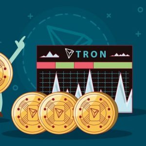 TRON Price Falls Below $0.030 After Spurring to $0.039