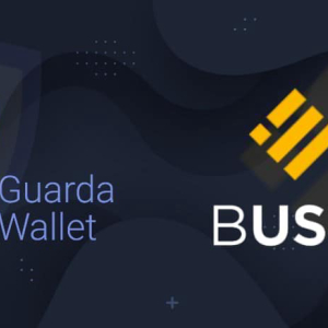 BUSD Stablecoin is Now available on All versions of Guarda Wallet