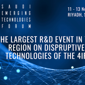 $135b Tech Investments by 2030 to be Discussed at the Saudi Emerging Technologies Forum