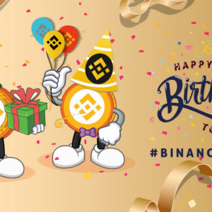 Binance Turns 2, And the Excitement doubles!