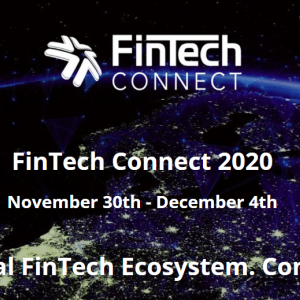 Fintech Connect Unveils Its 2020 Agenda Featuring Speakers From Starling Bank, Tide, Facebook, Pinterest & HSBC