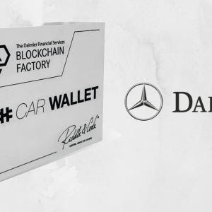 Daimler Will Produce Crypto Hardware Wallet for Automotive Industry