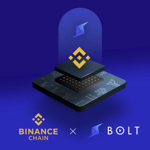 World's First Open Entertainment Platform – BOLT Announces Migration to Binance Chain