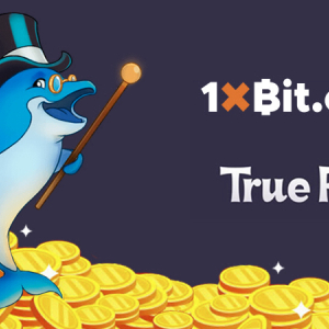 1xBit To Offer Content From Crypto Gambling Pioneer True Flip