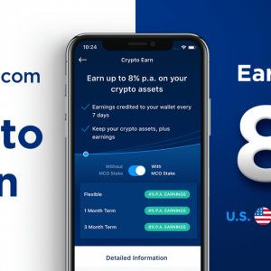 'Pay Your Friends' and Earn Rewards with Crypto.com