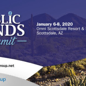 Opal Group's Public Funds Summit 2020 will be held on January 6–8, 2020