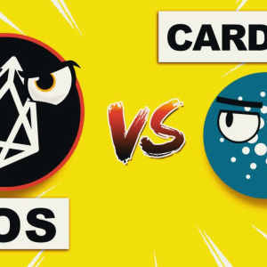 Cardano Vs EOS: Cardano & EOS Ride The Same Boat Of Slumping Trends