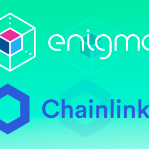 Enigma and Chainlink Broadcast News About Partnership