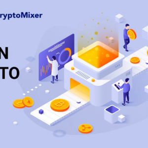Learn how to mix at MyCryptoMixer.com