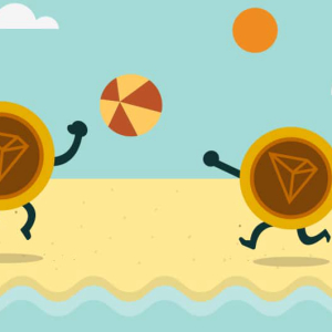 Tron Price Analysis: Tron Touches $0.034; Can it Retain?