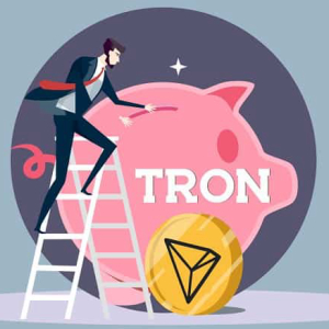 Tron (TRX) Records Moderate Fall of 2.71% Since Yesterday