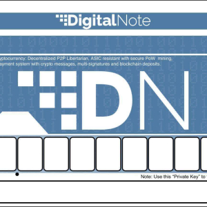 What is Digital Note (XDN)?