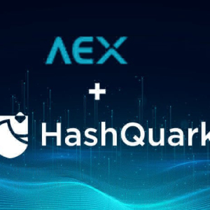 AEX Collaborates With HashQuark Open Staking Platform to Drive Growth and Mutual Benefits