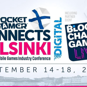 Blockchain Gamer LIVE Becomes Part of Pocket Gamer Connects Helsinki Digital 2020