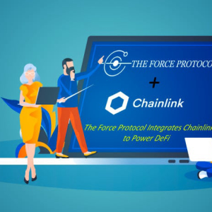 Force Protocol Joins Hands With Chainlink to Power the Decentralized Finance