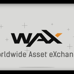 Animoca Brand and WAX collaborate to implement virtual item and crypto collectible trading on the blockchain