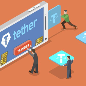 Tether Price Analysis: Tether (USDT) Records 1% Downtrend Since Yesterday Trading Below $1