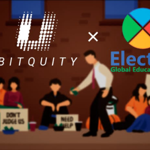Ubitquity LLC Collaborates With Electus Global To Eradicate Poverty