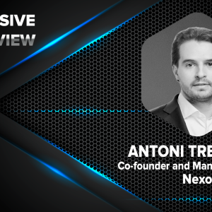 Nexo's Co-founder and Managing Partner, Antoni Trenchev in an Exclusive Interview with CryptoNewsZ