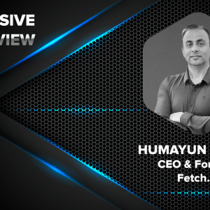 Fetch.ai's CEO and Founder Humayun Sheikh Speaks Exclusively to CryptoNewsZ