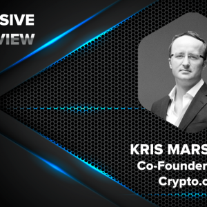 In conversation with Kris Marszalek, Co-Founder and CEO of Crypto.com