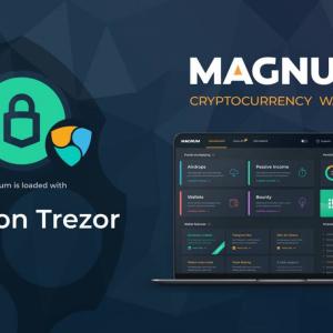 Magnum Wallet Announces Support For NEM Tokens On Hardware Wallet Trezor