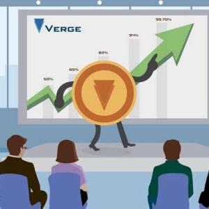 Verge (XVG) Exhibits Astounding Uptrend Amidst Volatile Market