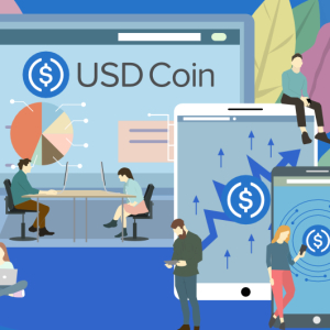 USD Coin Price Continues the Moderate Momentum