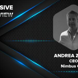 Nimbus Core's CEO Andrea Zanon Speaks Exclusively to CryptonewsZ