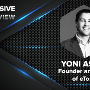 eToro's CEO And Founder, Yoni Assia Speaks Exclusively With CryptoNewsZ