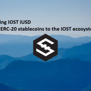 IOST Allows Users To Swap TUSD And USDC Into iUSD, Aims To Bring Liquidity To The Ecosystem