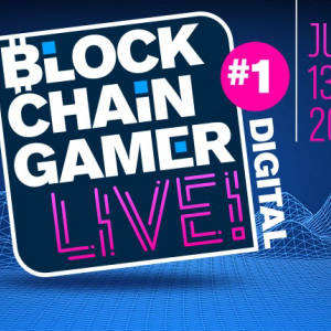 The Global Blockchain Games Industry Conference ONLINE!