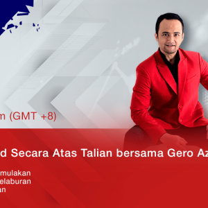 ShowFx World Online: Trading Webinar with Gero Azrul