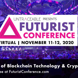 Futurist Conference Digital—Canada's Most Influential Blockchain and Emerging Technologies Event Returns November 11–12, 2020