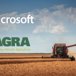 Microsoft to Collaborate with AGRA to Bring about Technological Solutions in Agriculture