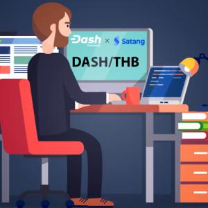 Dash Thailand Announces Listing On SATANG