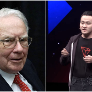 Warren Buffett Lunch Postponed as Justin Sun Falls Sick Before the Event