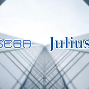 Swiss Bank Julius Baer collaborates with SEBA to access Crypto Market