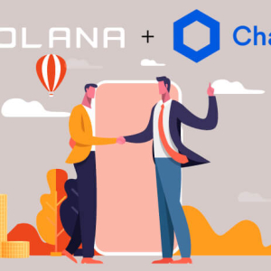 Solana Blockchain Network Enters Into Partnership With Chainlink
