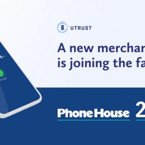 Giant European Retailer Phone House To Accept Crypto Payments Via UTRUST