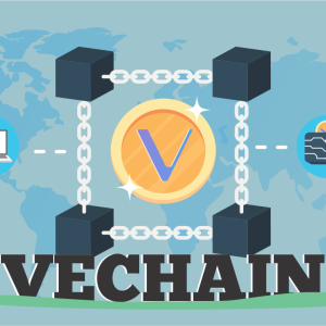 VeChain Trades around $0.0041 but, Above the Baseline