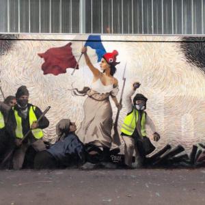 Crypto Street Artist Receives a Generous Bitcoin Tip