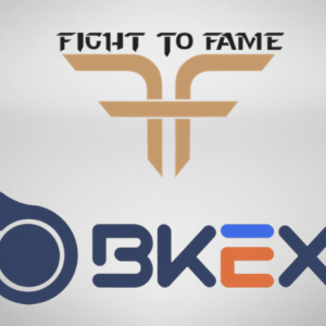 Fight to Fame BMS Enters Into Partnership With BKEX Exchange for FF Token Listing