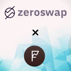 ZeroSwap Announces Strategic Partnership with Frontier