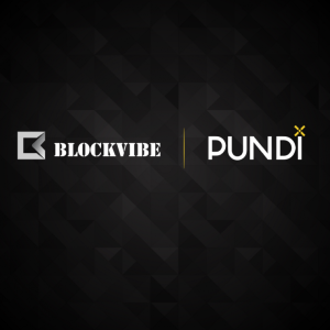 Blockvibe Forms Strategic Partnership With Pundi X