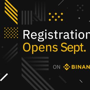Binance.US User Account Registration Begins on September 18th