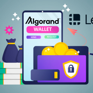 Crypto Mobile Wallet Algorand Announces Integration with Ledger Nano X